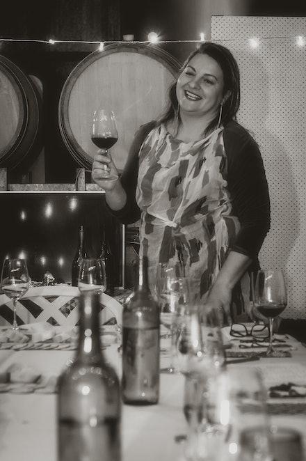 Paola The Wine Educator