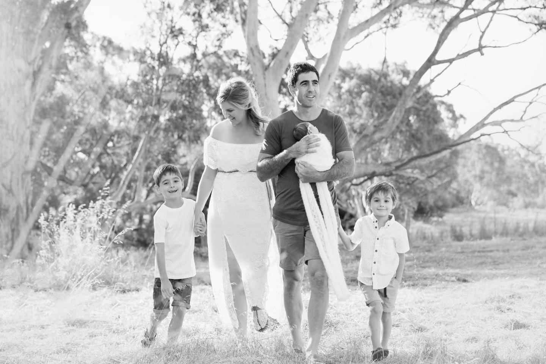Rosa Family 43 B&W_LR