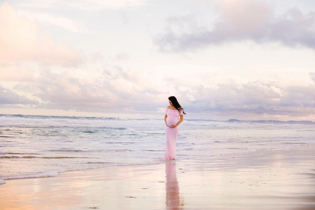 sunset-maternity-gold coast - capture that photography