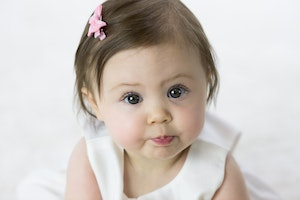 7 month baby girl