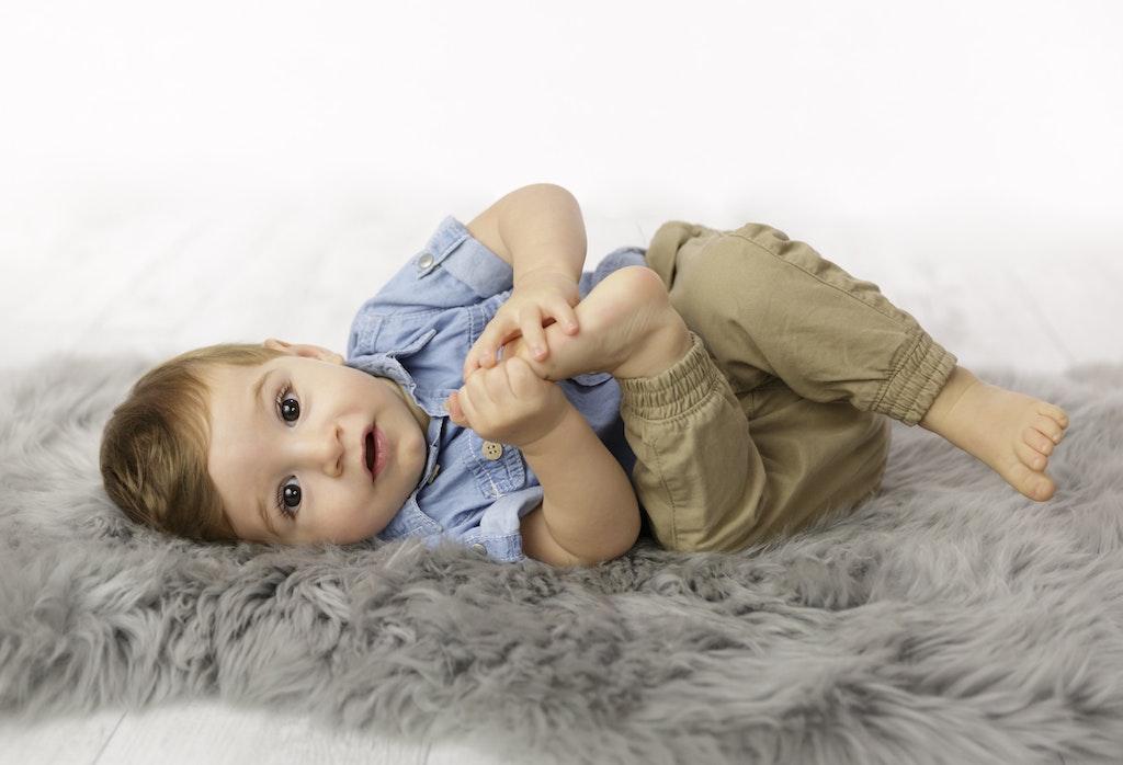 10 month boy