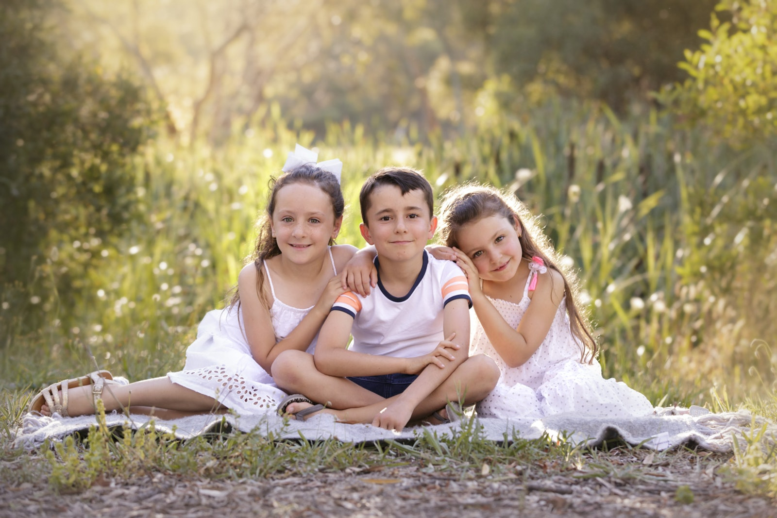 sibling outdoor professional photo
