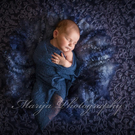 Newborns and Babies - You have 10 days to capture your baby's newborn portraits because they change so quickly.