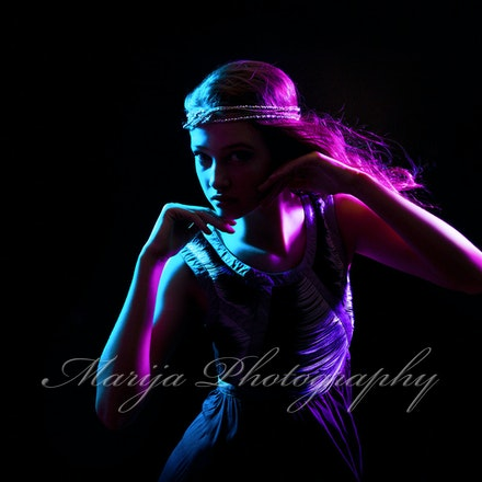 Jessica `neon lights' -