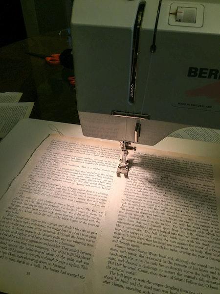 2 pages in sewing machine-book lady-Marija Sullavan-4