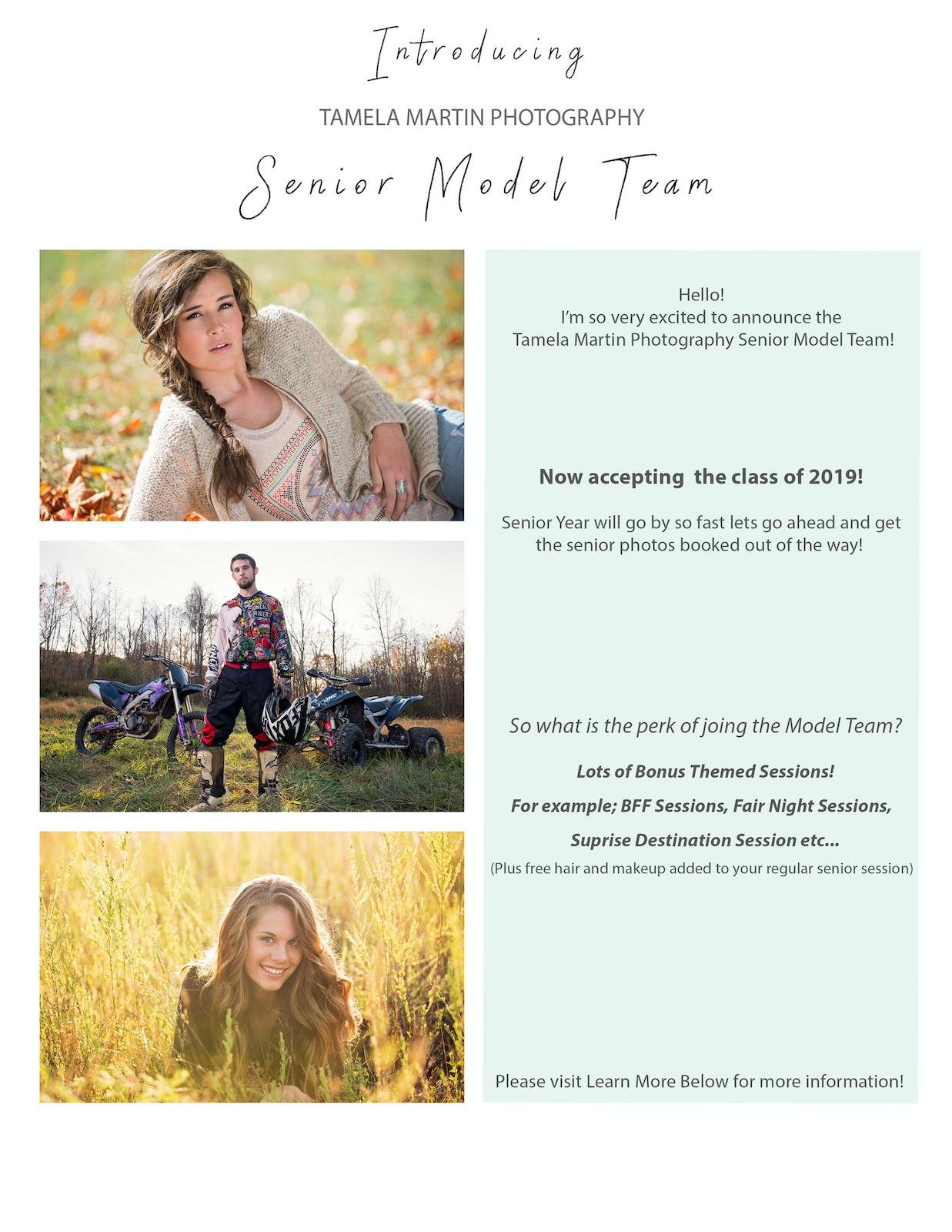 Model Team Blog