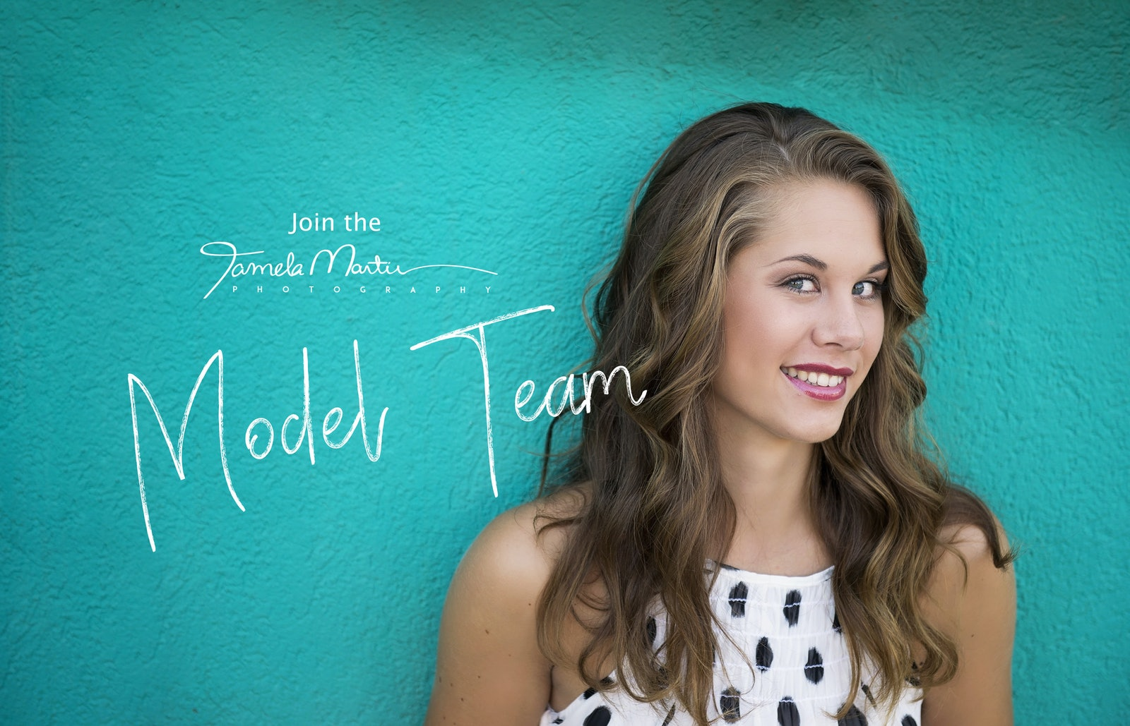 Tamela Martin Model Team call