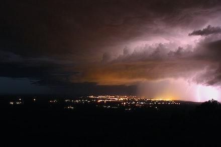 Night storm 2