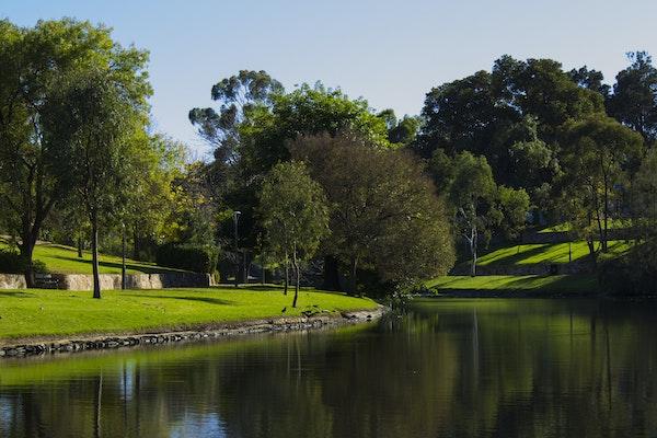 The River Torrens, Adelaide, SA