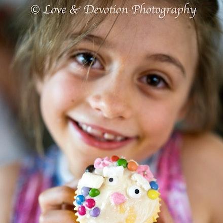 Look at my cupcake artwork