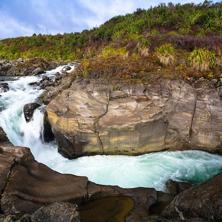 Mahuia Rapids