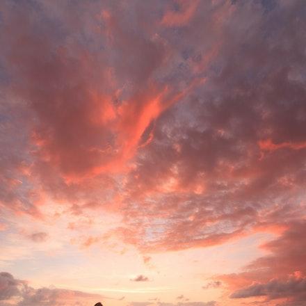 Sunrise Waiwera River mouth
