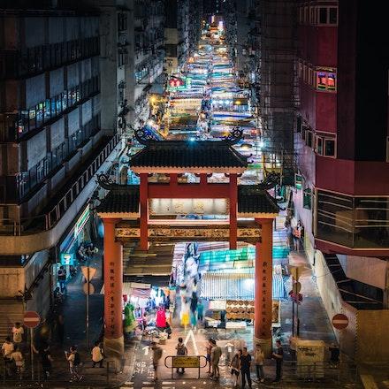 Hong Kong - Cityscape and travel photography of Hong Kong Island and Kowloon