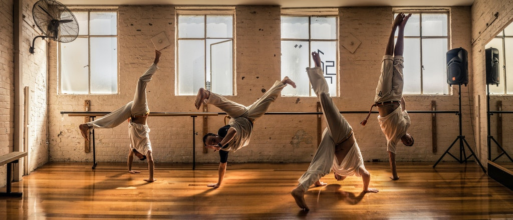 Capoeira Afternoon Moves - Shortlisted to the finals of the NSW Health Your Health Link National Photo Competition (https://www.yourhealthlinkphotocomp.com.au)....