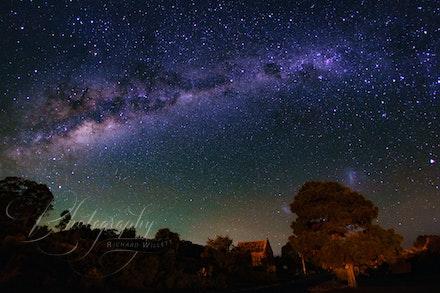 Willett_Richard_Hill End_Night Sky (1 of 1)