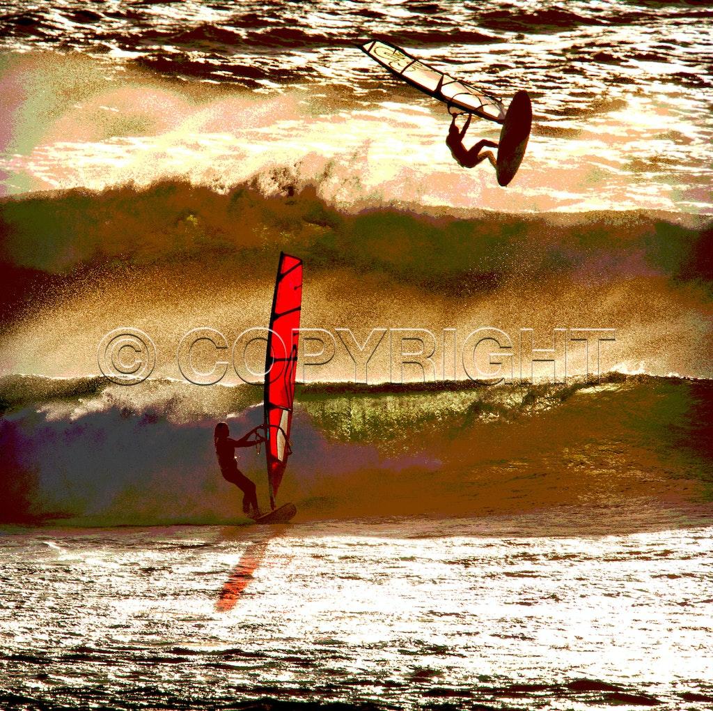 windsurf 3200 poster
