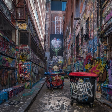 Street Art - A selection of the finest street art in Australia