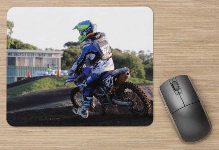 Mouse Mat Danny Sinclair example