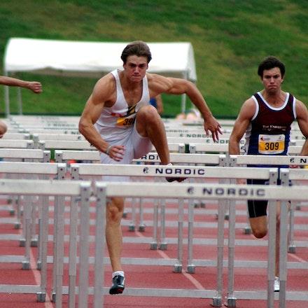 Justin Merlino - 2007 Australian University Games.