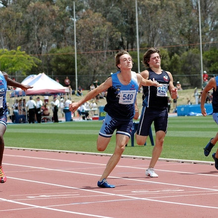Pacific School Games 2008 - The 2008 Australian All School Championships were combined with the Pacific School Games in Canberra.