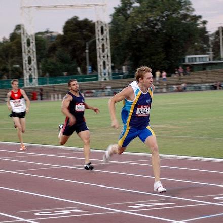 Zatopek Classic 2007 - Olympic Park, Melbourne, 13 December 2007
