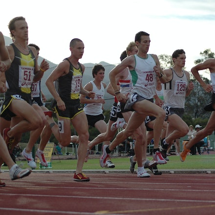 Briggs Classic 2008 - Domain Athletic Centre, 18 January