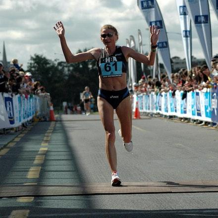 Constantina Dita Great Australian Run - 2008 Olympic marathon gold medallist Contantina Dita was the sixth woman across the line in the inaugural Great...