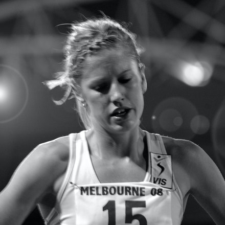 Georgie Clarke - Georgie Clarke reflects on her second place finish in the 1500m at the 2008 World Athletics Tour meet in Melbourne.