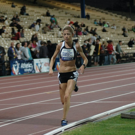 Lara Tamsett - Lara Tamsett was the victor in the 10000m in a time of 32:56.19.