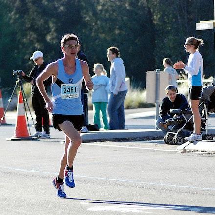 Christopher McDonald - Athletics NSW / Sydney Striders 10km, May 2009.