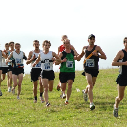 Lardner Park Cross Country 2009