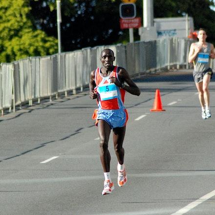 William Rotich - 2009 Gold Coast Marathon.