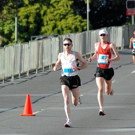 Rowan Walker - Rowan Walker was the second Australian home, in sixth place, in the 2009 Gold Coast Marathon in a time of 2:21:04.