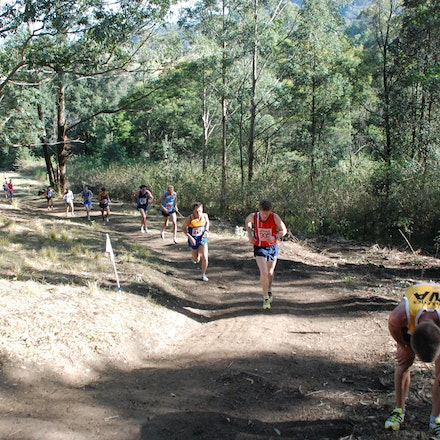 Australian Cross Country Championships 2009 - Willandra, Nowra, 29 August