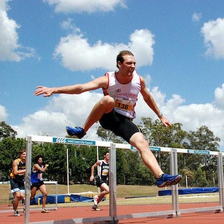 Hurdles - 2009 Australian University Games, Gold Coast.